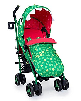Cosatto Supa 3 Stroller - Dino Mighty