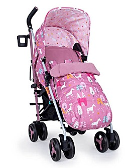Cosatto Supa 3 Stroller - Dusky Unicorn Land