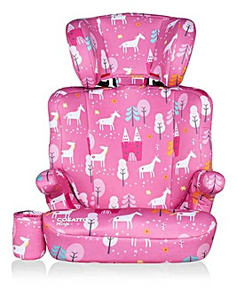 Cosatto Ninja Group 2/3 Carseat - Candy Unicorn Land