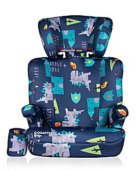 Cosatto Ninja Group 2/3 Carseat - Dragon Kingdom