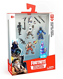 Fortnite Battle Royale Collection: Squad Pack - Wave 4