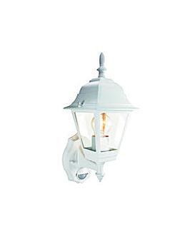 Smartwares 100W GLS 4Panel Lantern PIR