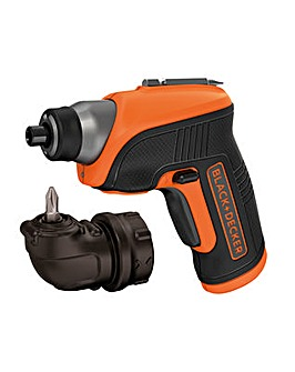Black&Decker 3.6V Li Screwdriver
