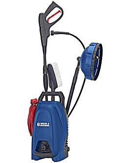 Spear & Jackson Pressure Washer - 1400W