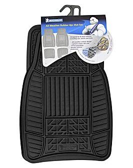 Michelin Heavy Duty Rubber Car Mats