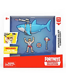Fortnite Battle Royale Collection: Laser Chomp Glider & Sun Tan Specialist