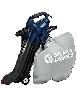 Spear & Jackson Leaf Blower and Vac