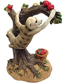 Gardenwize Climbing Meerkat Ornament