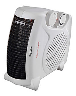 Warmlite 2000W Fan Heater with Cooling Fan