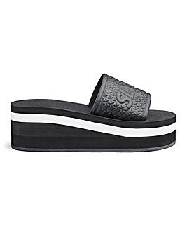 SLYDES Flatform Sandals