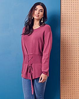 Knitted Corset Tunic