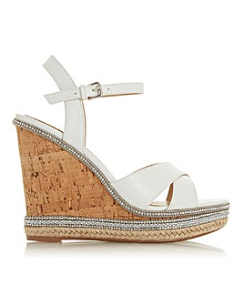 Head Over Heels Maissie Wedge Sandals