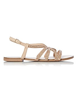 Head Over Heels Neema Sandals