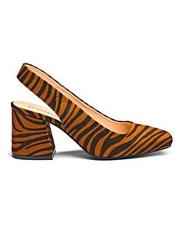 Glamorous Block Heels Standard Fit