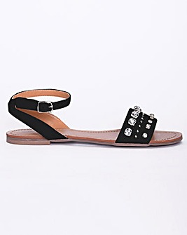 Glamorous Sandals Wide Fit