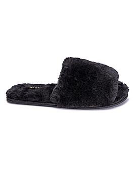 Fluffy Slider Slipper Standard