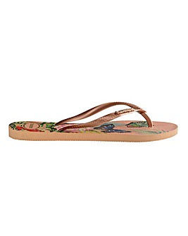 Havaianas Slim Tropical Standard Fit