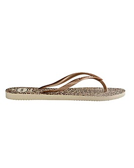 Havaianas Slim Animal Standard Fit