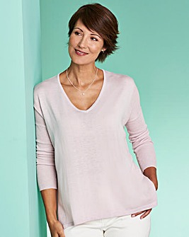 Supersoft Slouchy Touch of Wool Jumper