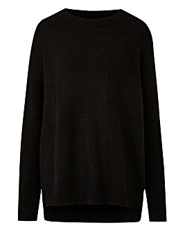 Cosy Super Soft Boyfriend Jumper
