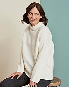 Super Soft High Neck Jumper