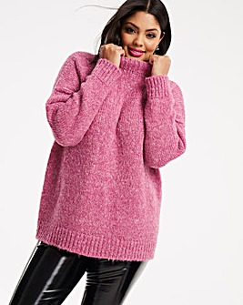 Soft Touch Boxy Jumper
