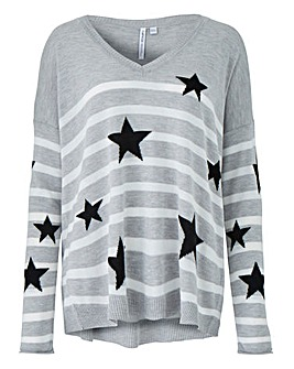 Star Boxy Jumper
