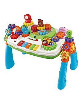 GearZooz Gear Up & Go Activity Table