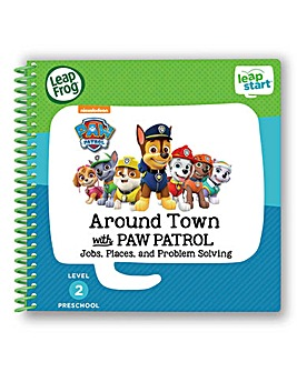 Leapstart Paw Patrol Activity Book