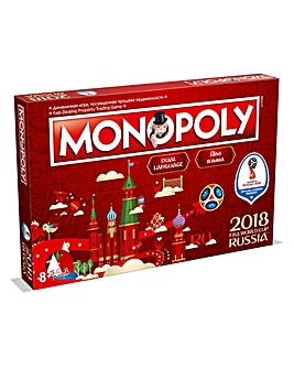FIFA World Cup 2018 Monopoly