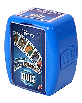 Top Trumps Quiz Disney