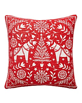 Nordic Chenille Cushion