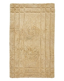 Luxury Cotton Bathmats - Latte