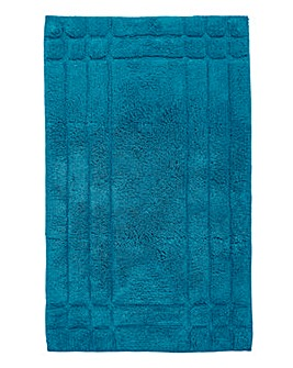 Luxury Cotton Bathmats - Teal