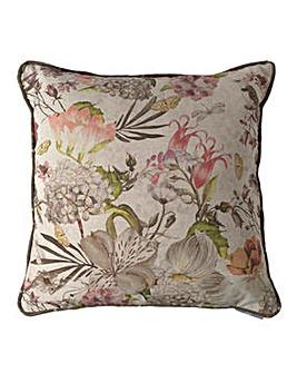 Botanical Autumn Cushion