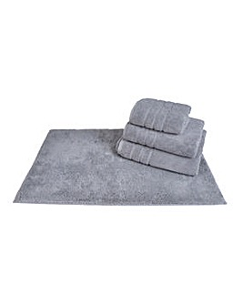 Hotel Collection Towel Range- Dove Grey