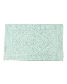 Country House Bathmat- Duck Egg