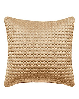 Velvet Opulence Quilted Cushion