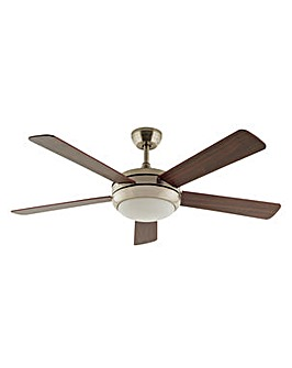Halden Wooden Remote Control Ceiling Fan