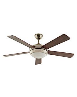 Halden Wooden Remote Control Ceiling Fan