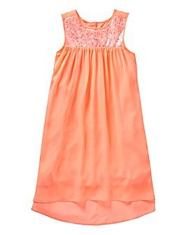 KD Girl Sequin Shift Dress