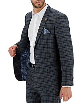 Charcoal Check Sebastian Suit Jacket