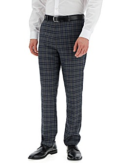 Charcoal Check Sebastian Suit Trousers