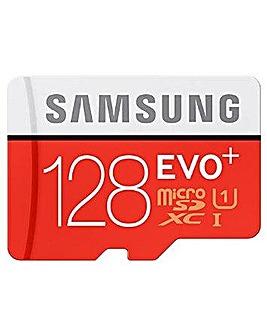 Samsung MicroSDXC 128GB EVO Plus