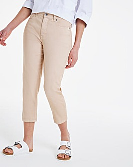 Stone 24/7 Crop Jeans made with Organic Cotton