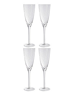 Opulence Set of 4 Flutes