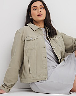Sage Western Denim Jacket