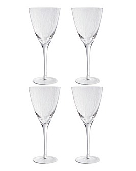 Opulence Set of 4 Wine Glasses