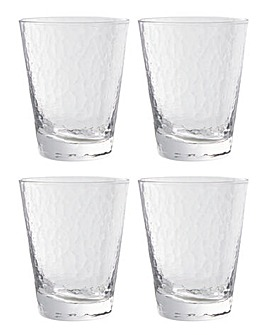 Opulence Set of 4 Tumbler Glasses
