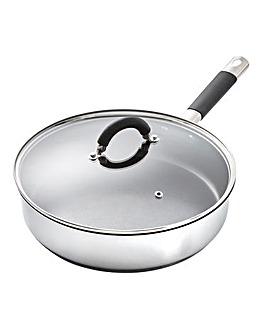 Smart Strain 28cm Saute Pan